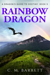rainbow dragon cover
